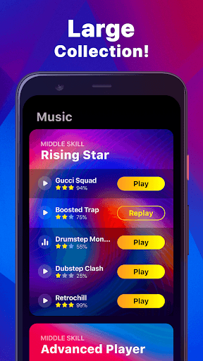 Just Beat — Keep the beat & Play Music PC screenshot 2
