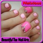 toe nail designs icon