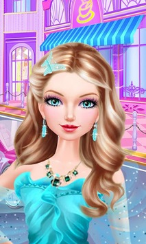 Princess Prom Night - Dress Up pc screenshot 1