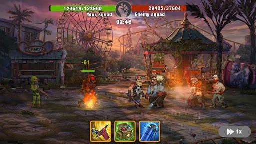 Zero City: Last bunker. Shelter & Survival Games pc screenshot 1