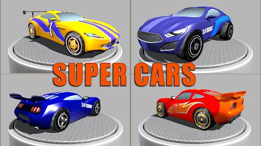 Super Kids Car Racing In Traffic PC screenshot 2