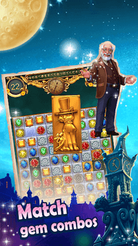 Clockmaker - Match 3 Mystery Game pc screenshot 1
