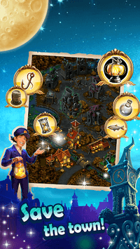 Clockmaker - Match 3 Mystery Game pc screenshot 2