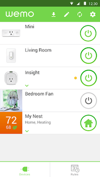 Wemo pc screenshot 1