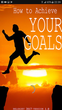 How to Achieve Your Goals pc screenshot 1