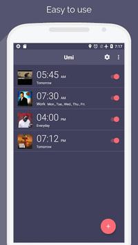 Umi - musical alarm clock ☝ pc screenshot 1