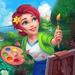 Gallery: Coloring Book by Number & Home Decor Game icon