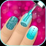 Nail Salon & Nails Photo Editor icon