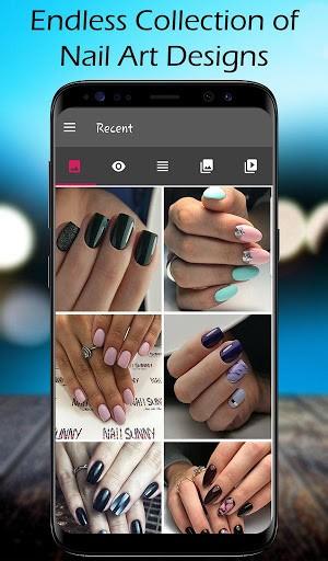 Nail Art Designs Step by Step PC screenshot 2