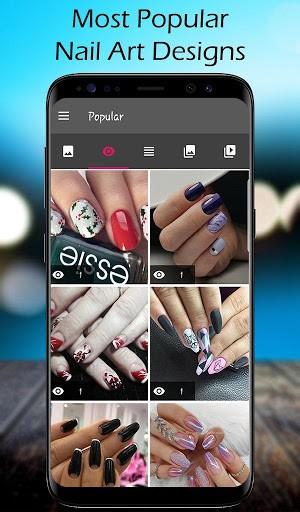 Nail Art Designs Step by Step PC screenshot 3