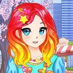 Anime Kawaii Dress Up icon