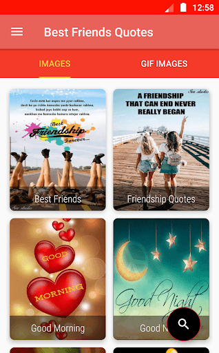 Best Friends Quotes: Friendship Quotes, Status GIF PC screenshot 1