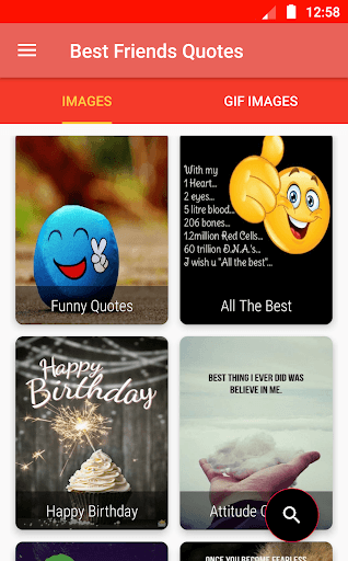 Best Friends Quotes: Friendship Quotes, Status GIF PC screenshot 3