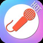 Sing Karaoke Music Offline Recorder icon