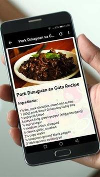 150+ Filipino Food Recipes pc screenshot 1