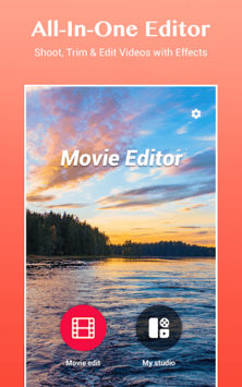 Video Maker with Music, Photos & Video Editor pc screenshot 1