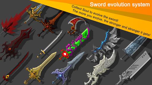 Ego Sword: Idle Sword Clicker pc screenshot 1