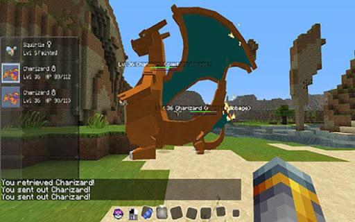 Pixelmon Mod for Minecraft pc screenshot 1