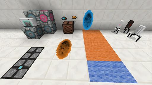 Portal Gun for Minecraft pc screenshot 2
