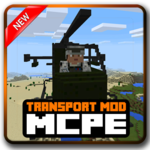 Transport mod for Minecraft icon