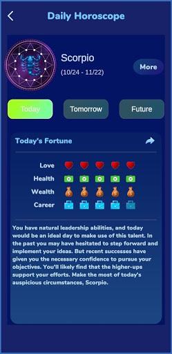 Palm Expert - Palmistry, Horoscope & Tarot Reading PC screenshot 2