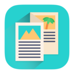 Brochure Maker, Pamphlet & Leaflet Templates icon