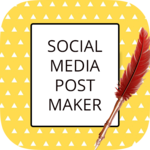 Social Media Post Maker icon