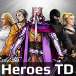 Heroes TD:Gargoyles vs Zombies icon