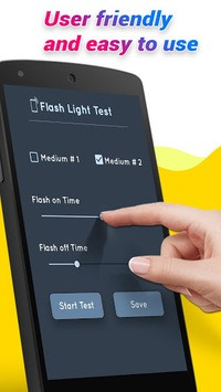 Flashlight Alert on Call / SMS pc screenshot 1