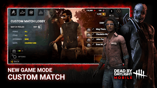Dead by Daylight Mobile - Multiplayer Horror Game PC screenshot 1