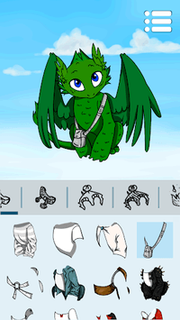 Avatar Maker: Dragons pc screenshot 1