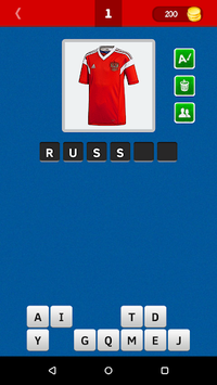 Football Quiz for World Cup 2018 Russia pc screenshot 1