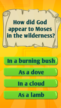 Bible Trivia Quiz Game With Bible Quiz Questions pc screenshot 2