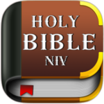 NIV Bible Free Offline for pc logo