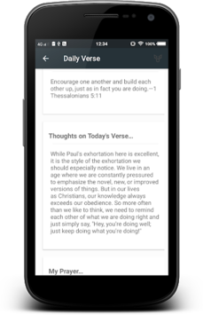 NIV Bible Free Offline pc screenshot 1