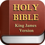 Holy Bible King James Version icon