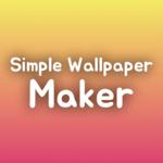 Simple Wallpaper Maker - Super EZ Wallpaper Maker icon