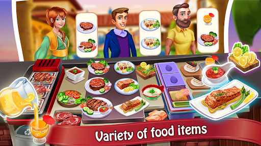 Cooking Day - Top Restaurant Game pc screenshot 1
