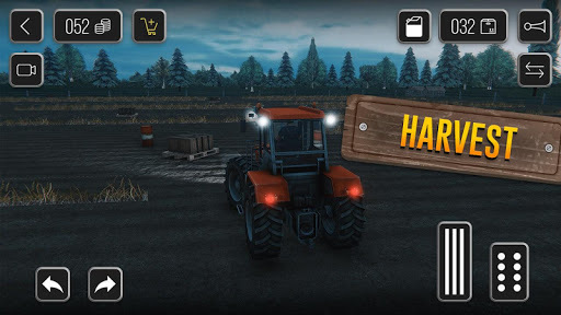 Drive Tractor Simulator pc screenshot 1
