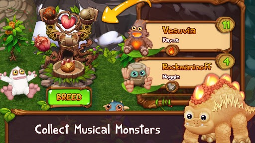 My Singing Monsters: Dawn of Fire pc screenshot 1