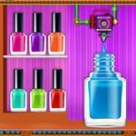Nail Art Fashion Salon Factory icon