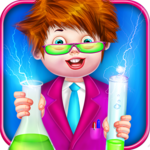 Science Lab Games for Girls icon