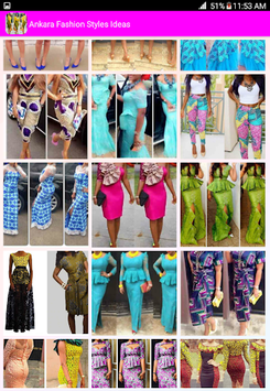 Ankara Fashion Styles Ideas pc screenshot 1