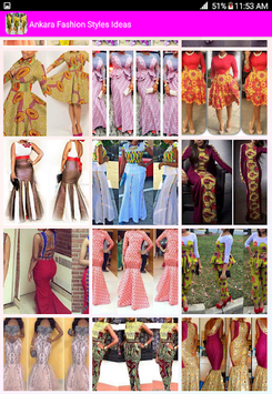 Ankara Fashion Styles Ideas pc screenshot 2