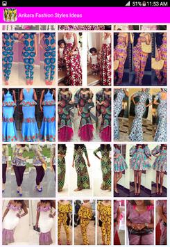 Ankara Fashion Styles Ideas pc screenshot 1