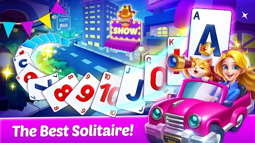 Solitaire Tripeaks Diary - Solitaire Card Classic PC screenshot 2