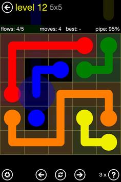 Flow Free pc screenshot 1