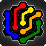 Flow Free: Hexes for pc logo