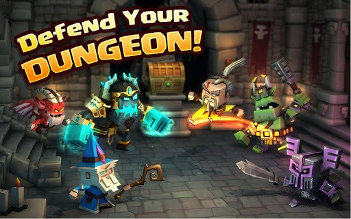Dungeon Boss – Strategy RPG pc screenshot 1