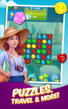 Gummy Drop! – Free Match 3 Puzzle Game pc screenshot 1